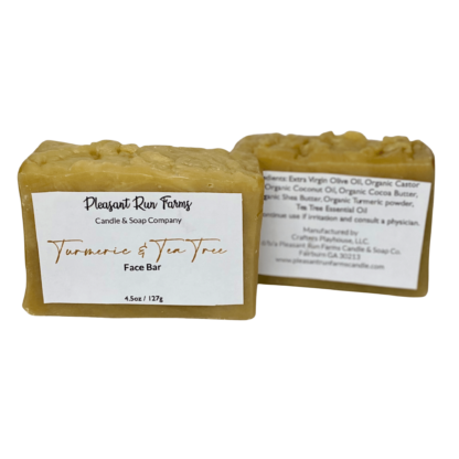 Turmeric Face Soap